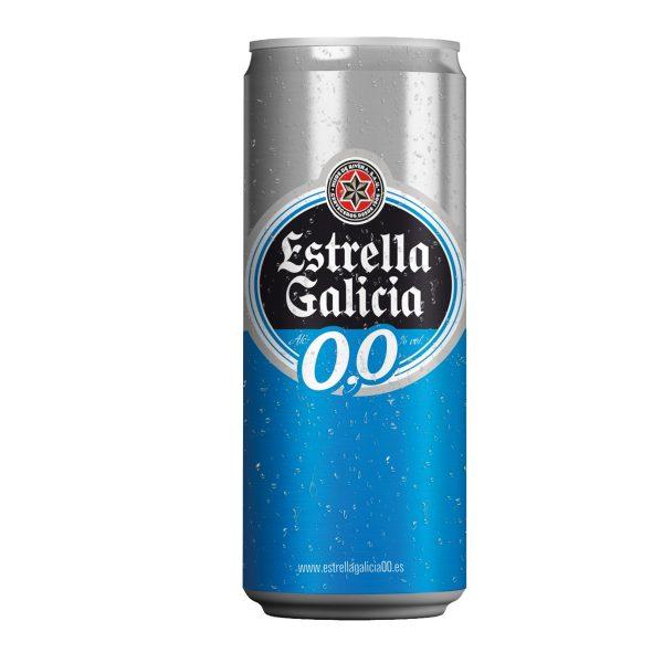 estrella galicia sin alcohol