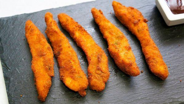 fingers de pollo